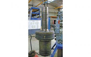 Cook Hydrogen Chloride Compressor