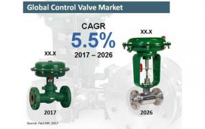 Fact.MR Global Control Valve Market