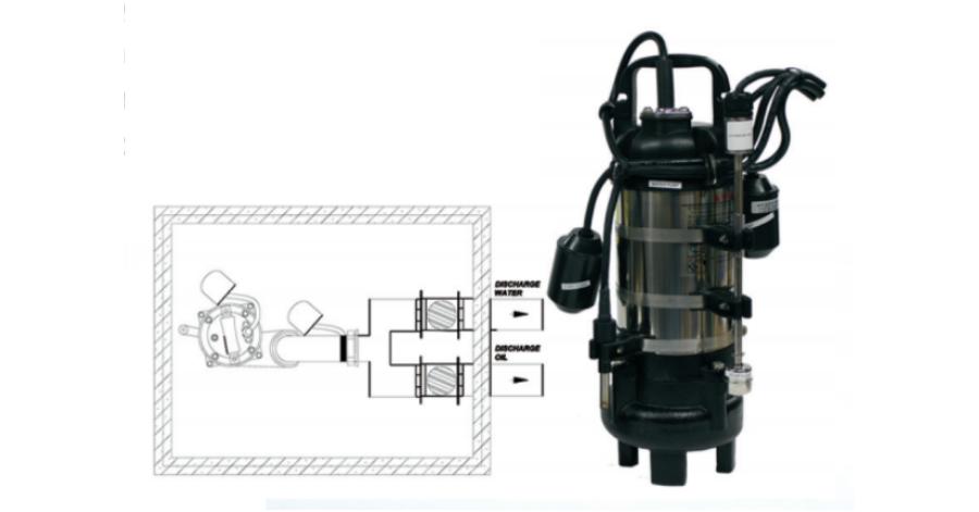 IFS single-pump system