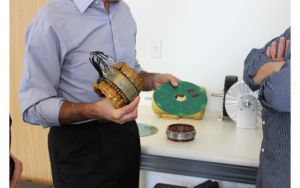 Infinitum Electric brings electric motor to market