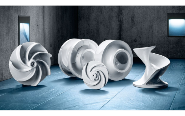 KSB The right impeller type for every application