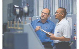 Sulzer Maintenance partnerships can ensure prompt service for customers