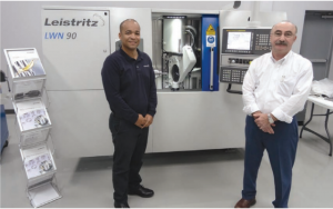 Leistritz Jose Abreu, Service Technician and Attila B. Catto