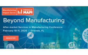 MAPI Beyond Manufacturing