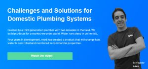 webinar discussing problems with domestic plumbing in commercial buildings