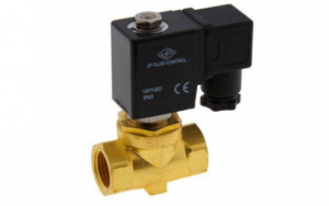 Tameson Figure 1_ A standard solenoid valve by JP Fluid Control