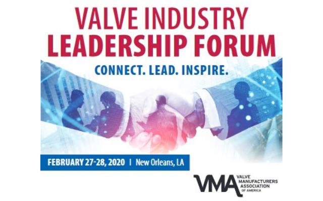 VMA Valve Industry Leadership Forum