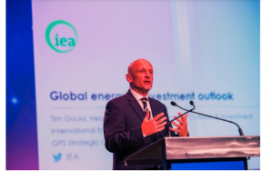 Global Energy Show Tim Gould, Head of Division, Energy Supply