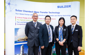 Sulzer trainers for the inaugural course