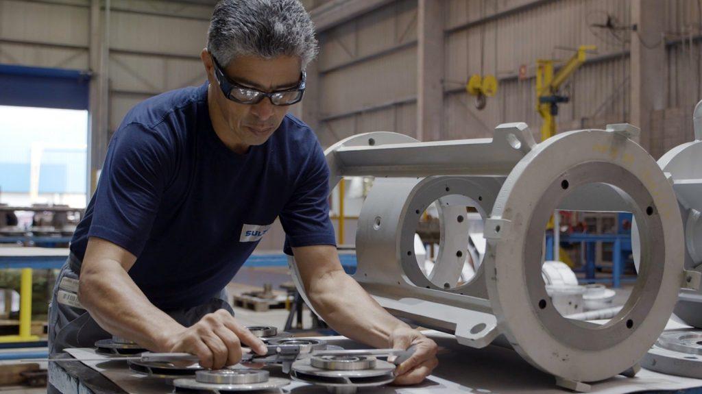 Sulzer Brazilian service centers can deliver retrofit projects