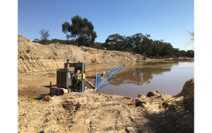 AllightPrimax sand quarry to repair their HH130i