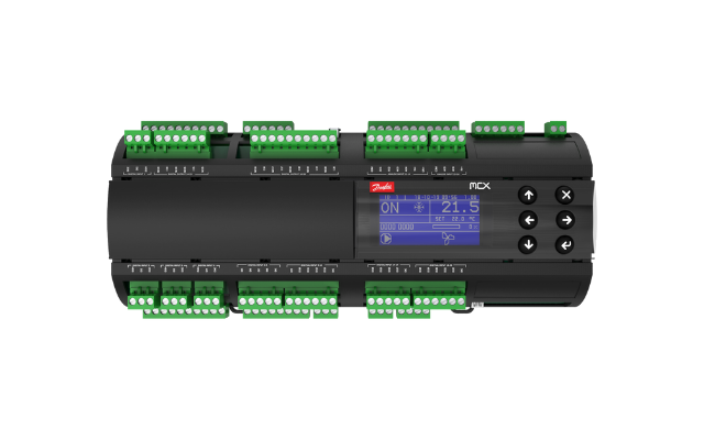Danfoss MCX15B2 and MCX20B2 controllers
