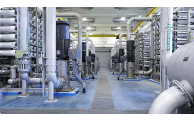 Flowserve Desalination Plants