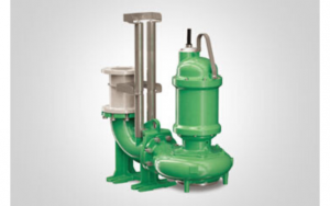 Crane Demersible Chopper Pumps