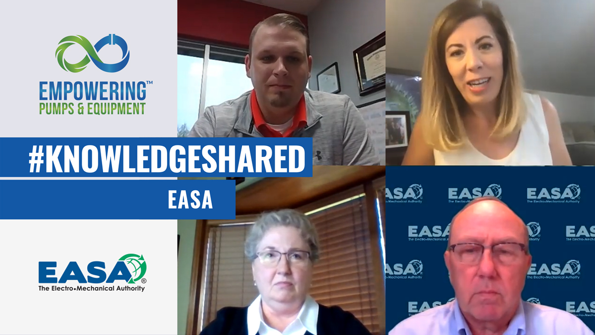 Knowledge Shared video series with EASA