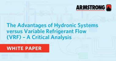Armstrong VRF Systems webinar
