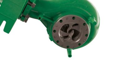 non-clog demersible pump
