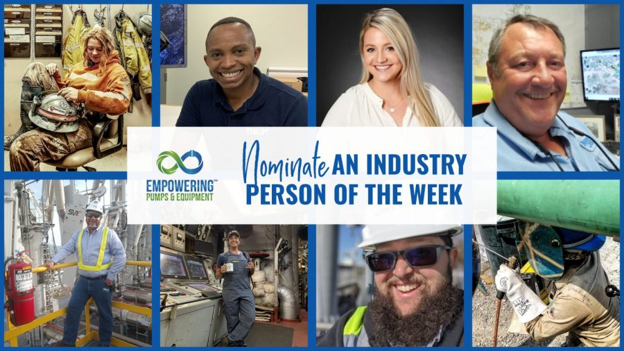 Nominate an Industry Person of the week