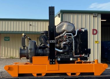 trash and sewage pump packages fast turnaround from RWN Pump & Fabrication