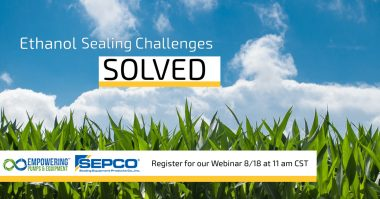 webinar on fluid sealing for ethanol producers