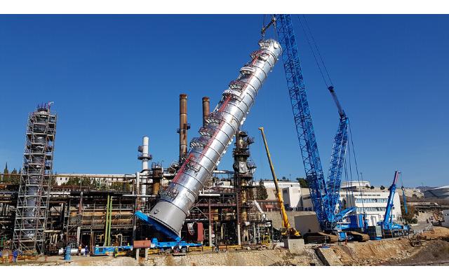 Sulzer refinery