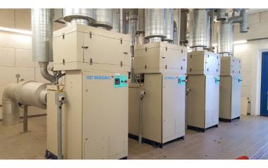 Sulzer turbocompressors