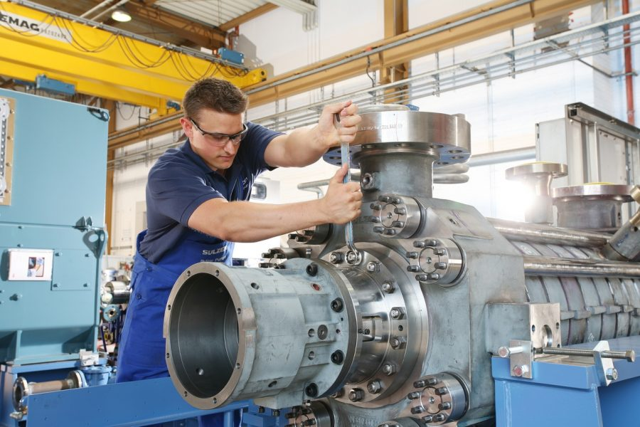 Sulzer Retrofit solutions can be used to permanently remove causes of pump failure