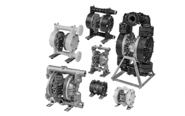 Iwaki Air Powered Pumps