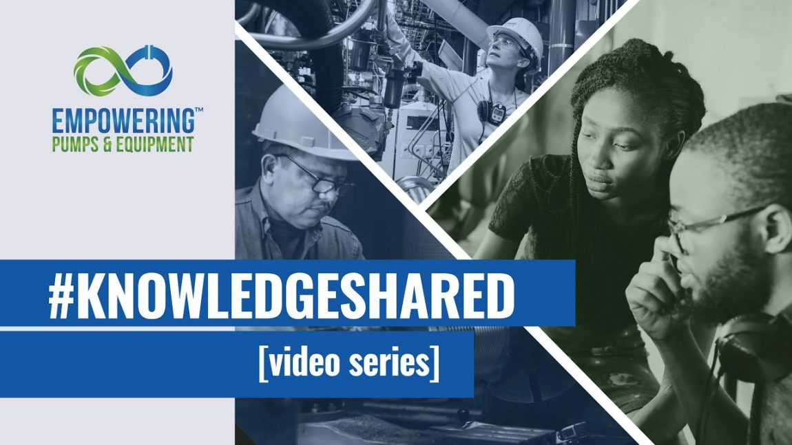 Knowledge Shared video series with The Water Environment Federation