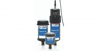 Cook Line of Automatic Lubricators