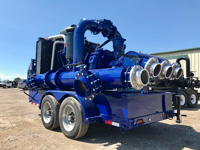 high head high pressure pumps from RWN Pumps & Fabrication