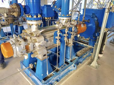 Sulzer boiler feed pumps have become a popular choice power plants