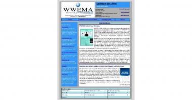 WWEMA Bulletin Virtual Meeting