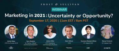 Frost & Sullivan Marketing