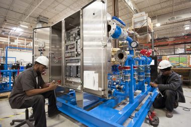 SyncroFlo Packaged Pumping Systems