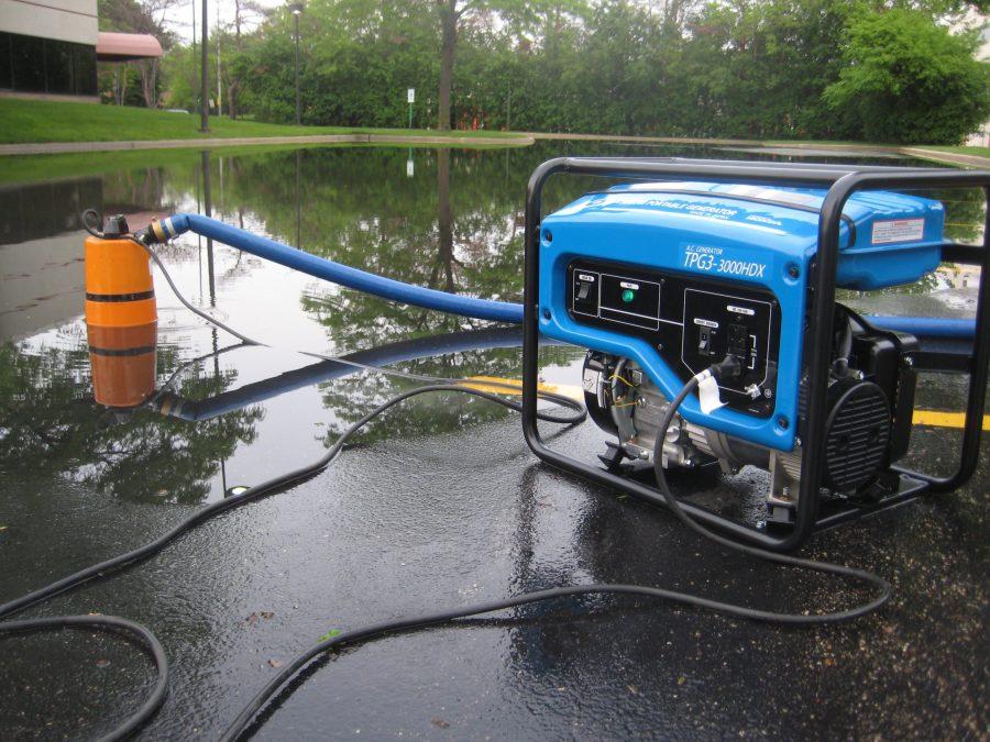 How Pump Companies Prepare for Natural Disasters Michelle Segrest portable Pump