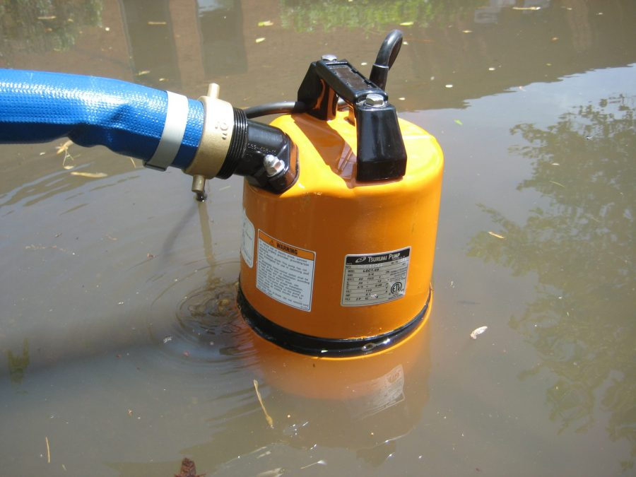 How Pump Companies Prepare for Natural Disasters Michelle Segrest up close Pump