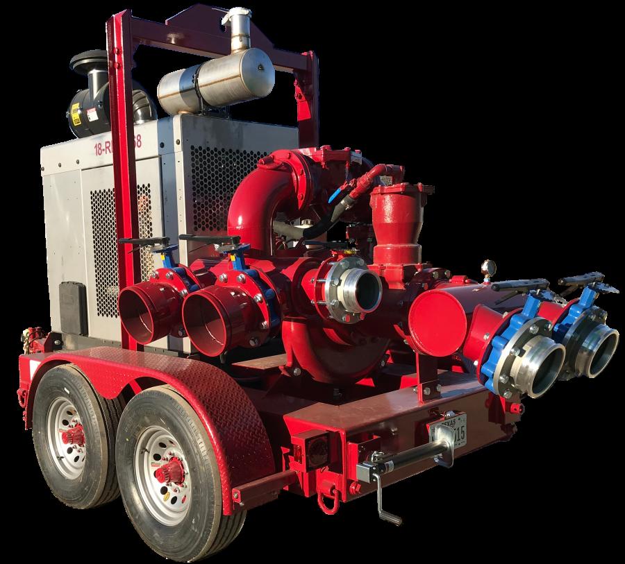 RWN Vacuum Pump REDI PRIME