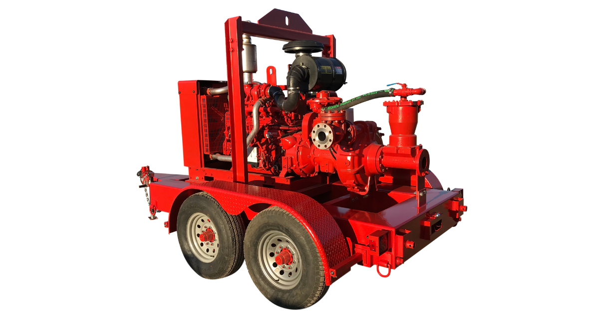 RWN High Flow Pump Packages