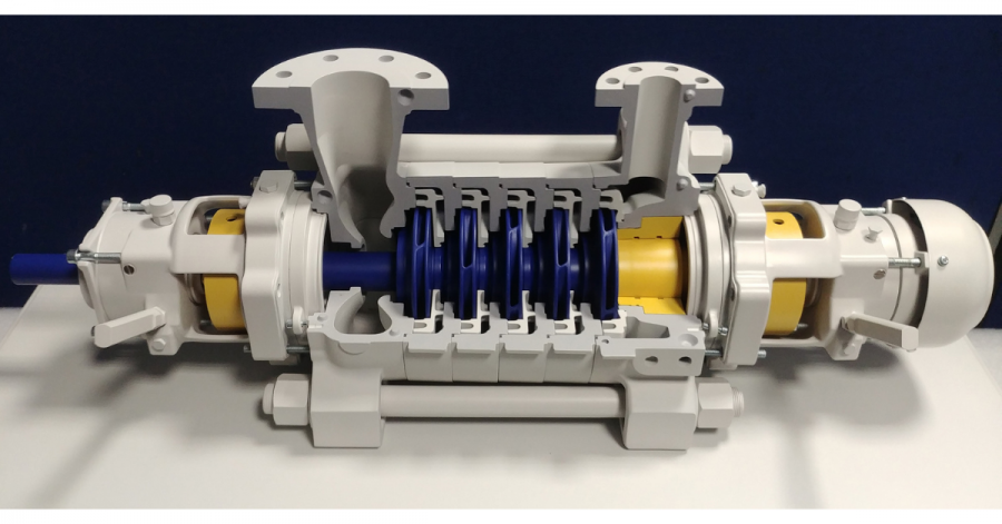 Sulzer The theoretical learning units will be supplemented by practical exercises Pump Maintenance and Operation