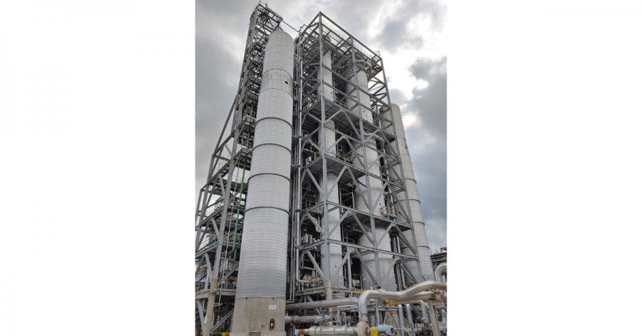 Sulzer To obtain high-purity glacial acrylic acid in the fastest and most efficient way