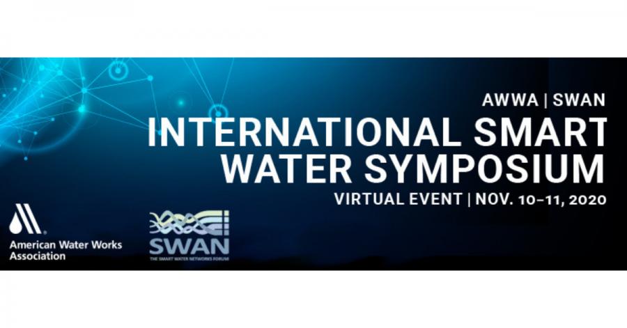 The AWWA│SWAN International Smart Water Symposium has gone virtual!