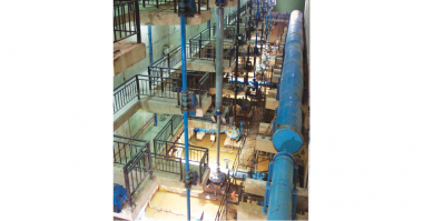 Altra Motion Water Pumping Station