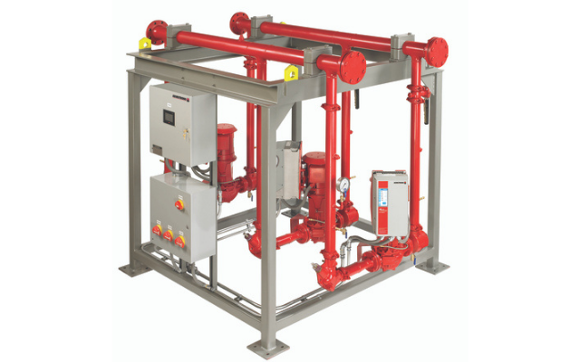 Armstrong Cooling _ Heating Buildings Using Chillers and Boilers or Water Source Heat Pumps_
