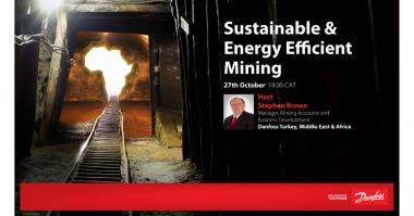 Danfoss Sustainable & Energy Efficient Mining