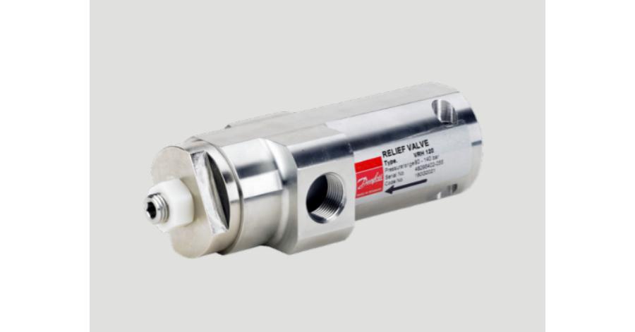 Danfoss VRH pressure relief valve