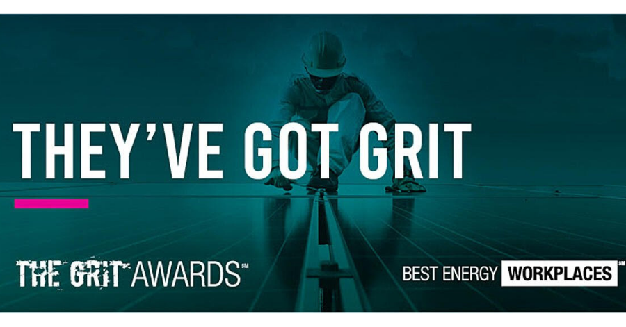 Grit awards Best Energy Workplaces