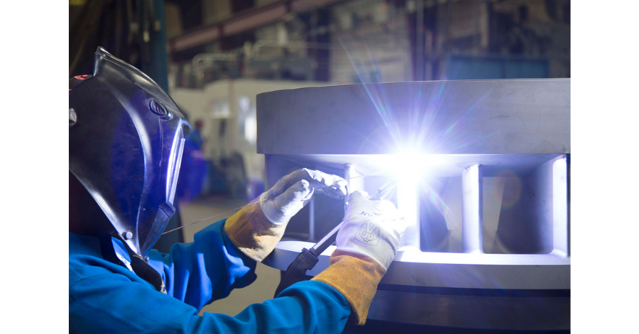 Sulzer Custom manufacturing of new components can reduce lead times
