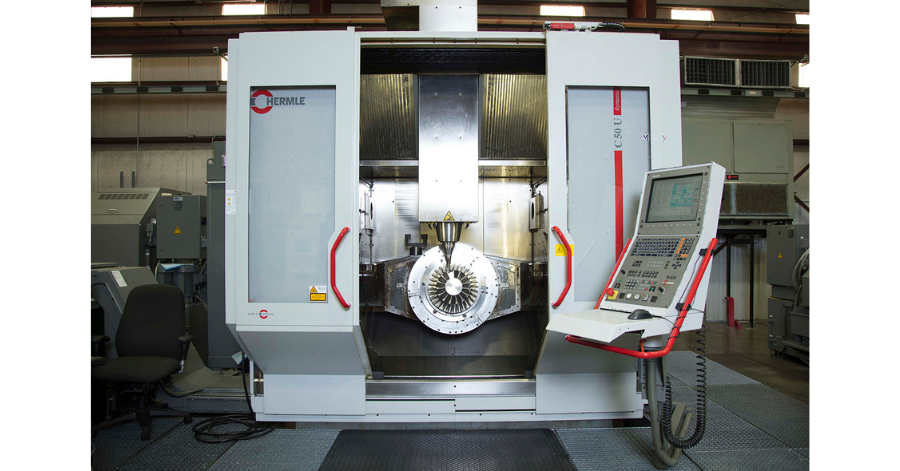 Sulzer Modern machine tools can reduce the lead time on new, optimized components