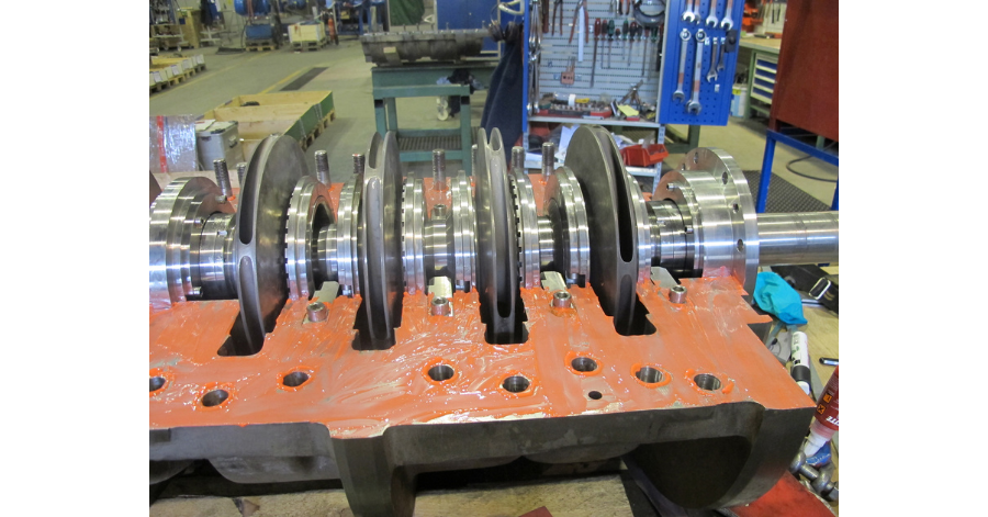 Sulzer Re-machined internal components optimize pump performance